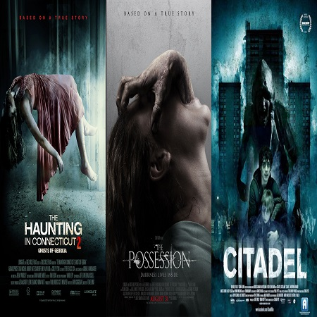 0381.- The Haunting in Connecticut 2 Ghosts of Georgia [2013] - The Possession [2012] - Citadel [2012]