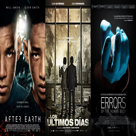 0551.- Despues de la Tierra (2013) - Los últimos días (2013) - Errors of the Human Body [2012]