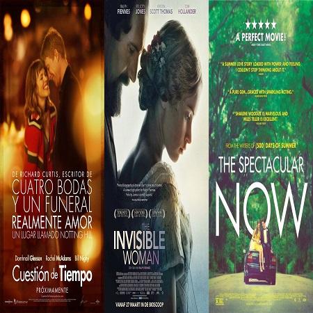 0618.- Cuestión de Tiempo (2013) - La Mujer Invisible (2013) - La Prueba Del Amor (2013)